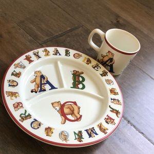 Alphabet Bears Tiffany & Co Set